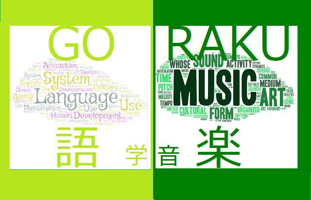 語楽(Language and Music)